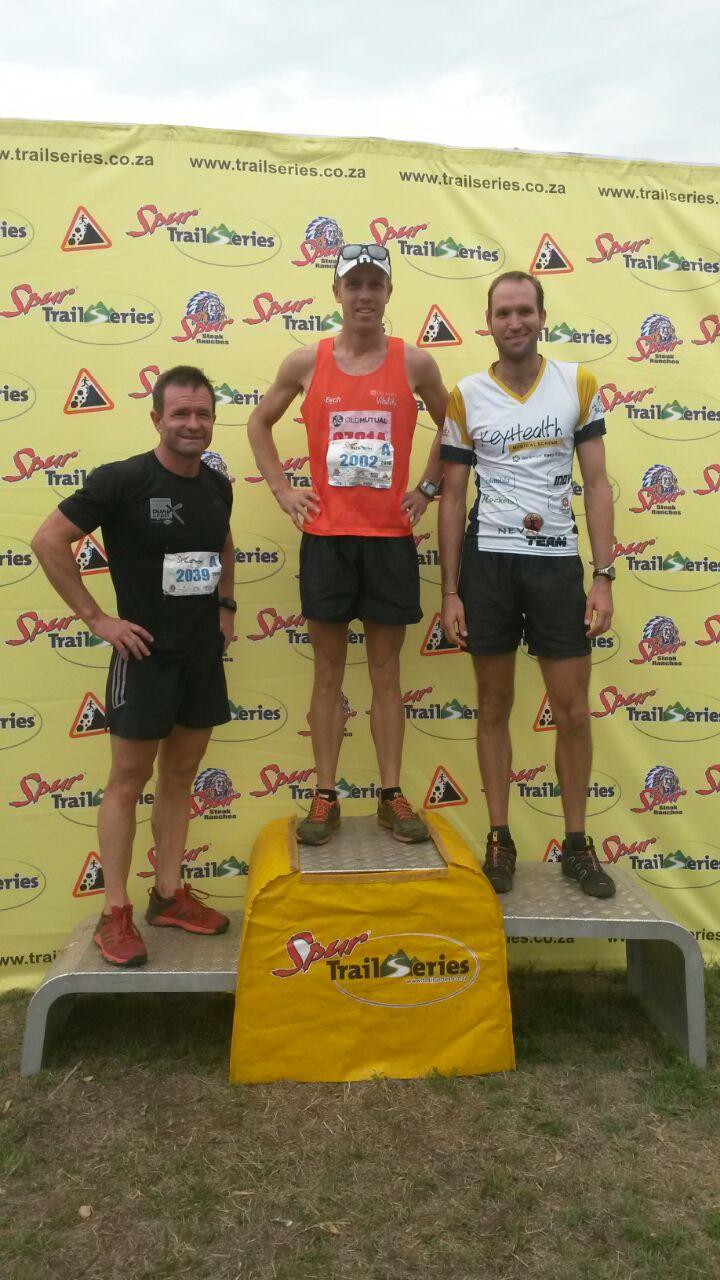 Spur trail B'sorah BG podium 1