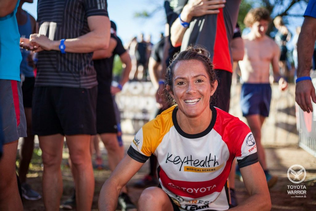 Race Report: Carla van Huyssteen – Warrior Namibia