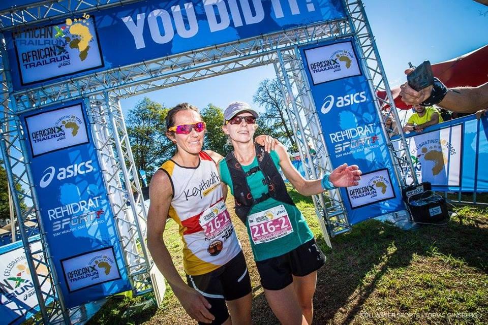 Race Report: Carla van Huyssteen – African X Trail Run